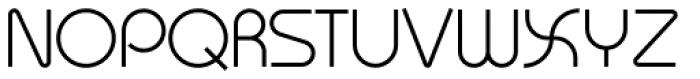 Arthaus Light Font UPPERCASE