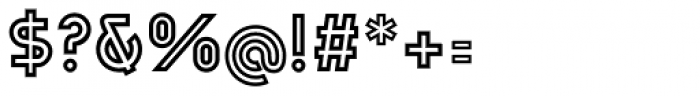 Arthaus fx Font OTHER CHARS
