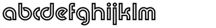 Arthaus fx Font LOWERCASE