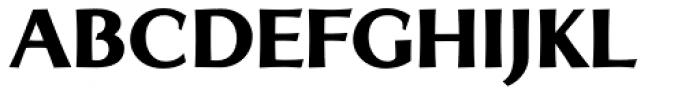 Artica Pro Black Font UPPERCASE
