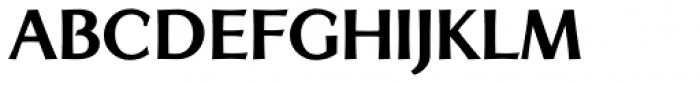 Artica Pro Bold Font LOWERCASE