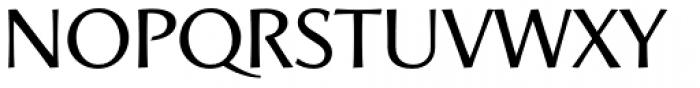 Artica Pro Medium Font UPPERCASE