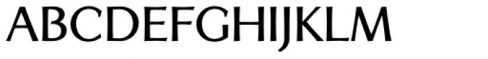 Artica Pro Medium Font LOWERCASE