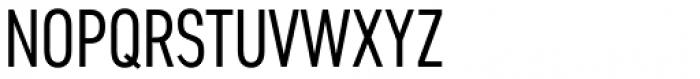Artico Extra Condensed Light Font UPPERCASE