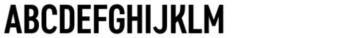 Artico Extra Condensed Medium Font UPPERCASE