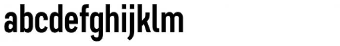 Artico Extra Condensed Medium Font LOWERCASE