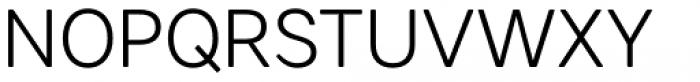 Artico Soft Light Font UPPERCASE