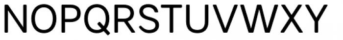 Artico Soft Font UPPERCASE