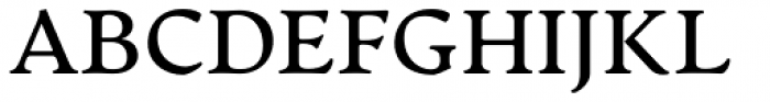 Artifex CF Demi Bold Font UPPERCASE