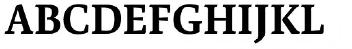 Artigo Global Bold Font UPPERCASE