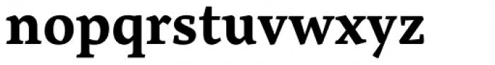 Artigo Global Bold Font LOWERCASE