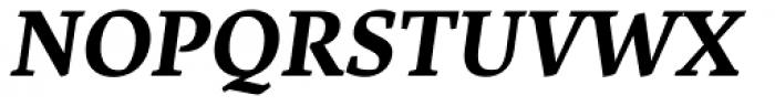 Artigo Pro Bold Italic Font UPPERCASE