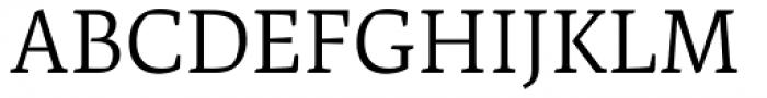 Artigo Pro Book Font UPPERCASE