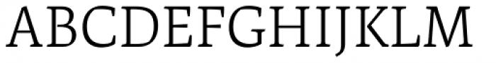 Artigo Pro Light Font UPPERCASE