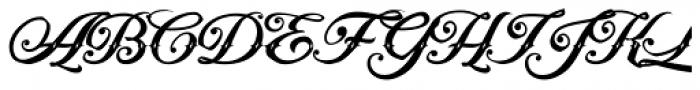 Artonic Dot Font UPPERCASE