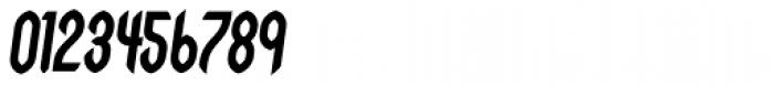 Arundel Sans Oblique Font OTHER CHARS