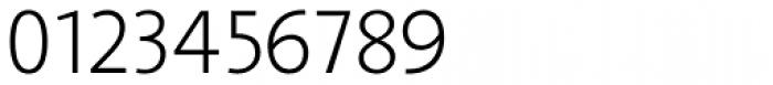 Arventa Sans Pro Light Font OTHER CHARS