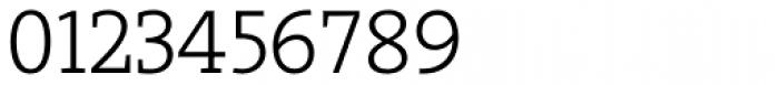 Arventa Slab Pro Light Font OTHER CHARS