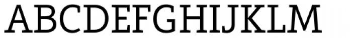 Arventa Slab Pro Font UPPERCASE