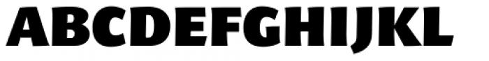 Arzachel Black Font UPPERCASE
