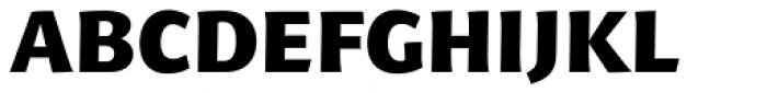 Arzachel Bold Font UPPERCASE