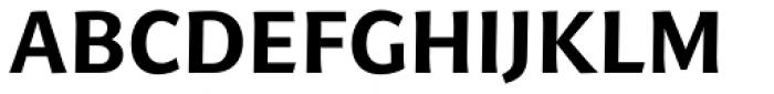 Arzachel Medium Font UPPERCASE