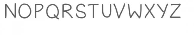 arnold font Font UPPERCASE
