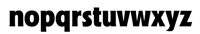 A&S Marquee Font LOWERCASE