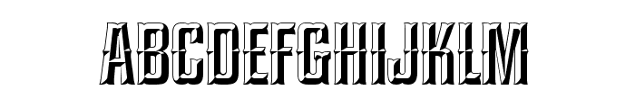 A&SArgentinaRegular Font LOWERCASE
