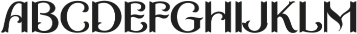 ASU Casino Plain Regular otf (400) Font LOWERCASE