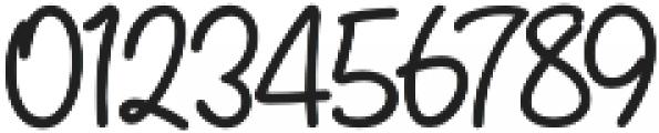 ASU Rough Draw Regular otf (400) Font OTHER CHARS