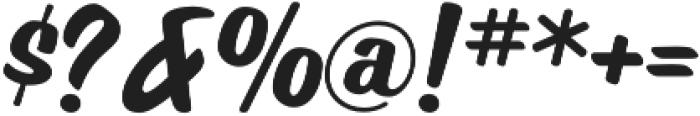 ASU Shop Casual Regular otf (400) Font OTHER CHARS