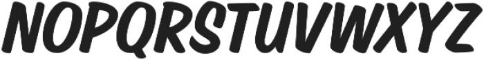 ASU Shop Casual Regular otf (400) Font UPPERCASE