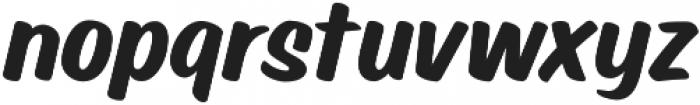 ASU Shop Casual Regular otf (400) Font LOWERCASE