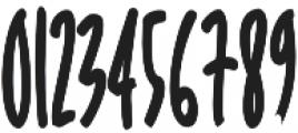 Asaina Bold otf (700) Font OTHER CHARS