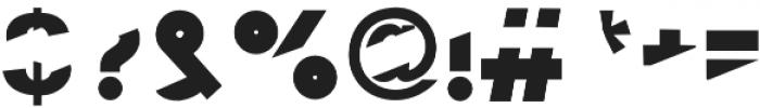 Asans Base otf (400) Font OTHER CHARS