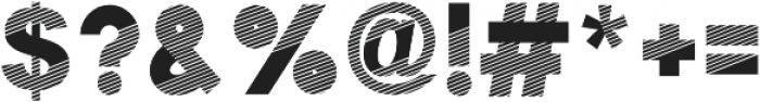 Asans otf (400) Font OTHER CHARS
