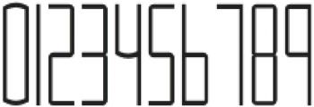 Asche Light otf (300) Font OTHER CHARS