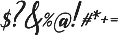Ashburton otf (400) Font OTHER CHARS