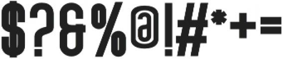 Ashcroft Sans Serif otf (400) Font OTHER CHARS