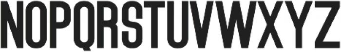 Ashcroft Sans Serif otf (400) Font UPPERCASE