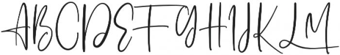 Ashcroft otf (400) Font UPPERCASE