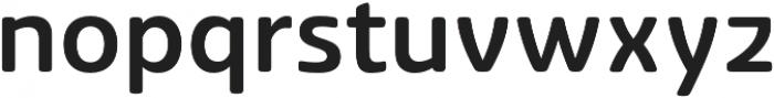 Ashemore Soft Norm Medium otf (500) Font LOWERCASE