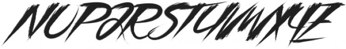 Asia Otasi Capital otf (400) Font LOWERCASE