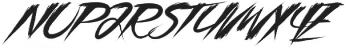 Asia Otasi Usual ttf (400) Font UPPERCASE