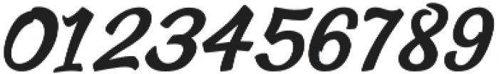 Asiyah Script otf (400) Font OTHER CHARS