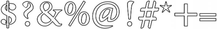 Asmath Regular otf (400) Font OTHER CHARS