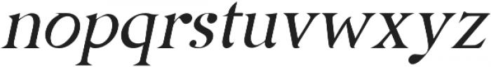 Asmath otf (400) Font LOWERCASE