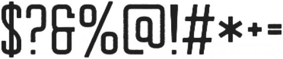 Asplin_Rough_Font otf (400) Font OTHER CHARS