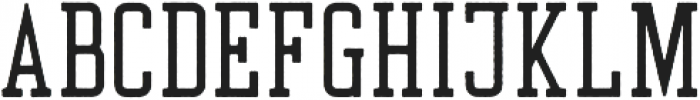 Asplin_Rough_Font otf (400) Font UPPERCASE